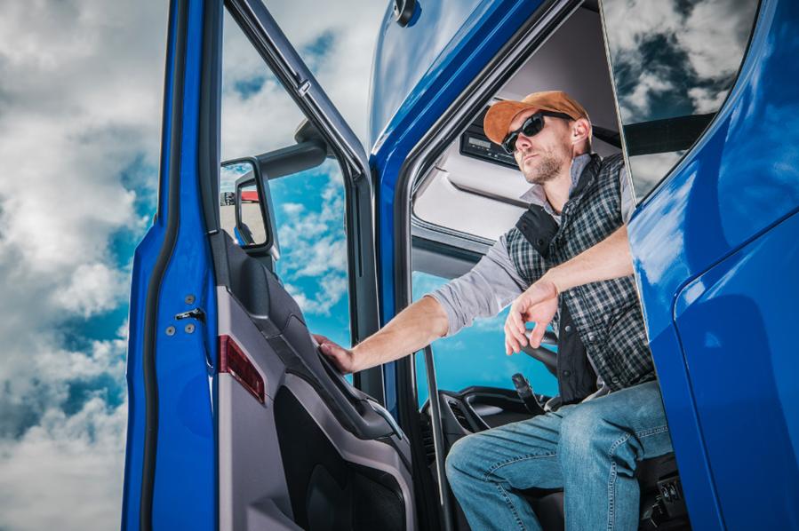 trucker_truck